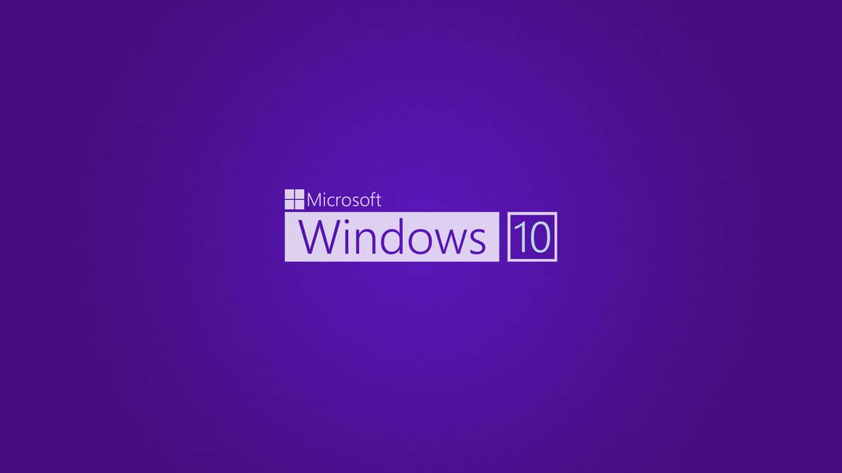 Microsoft Windows 10 Wallpaper by ljdesigner on DeviantArt