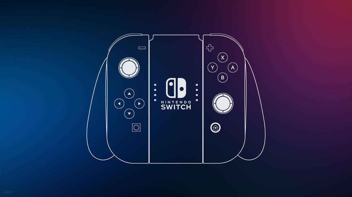 Nintendo Switch Controller Wallpaper By Ljdesigner On HD Wallpapers Download Free Images Wallpaper [1000image.com]