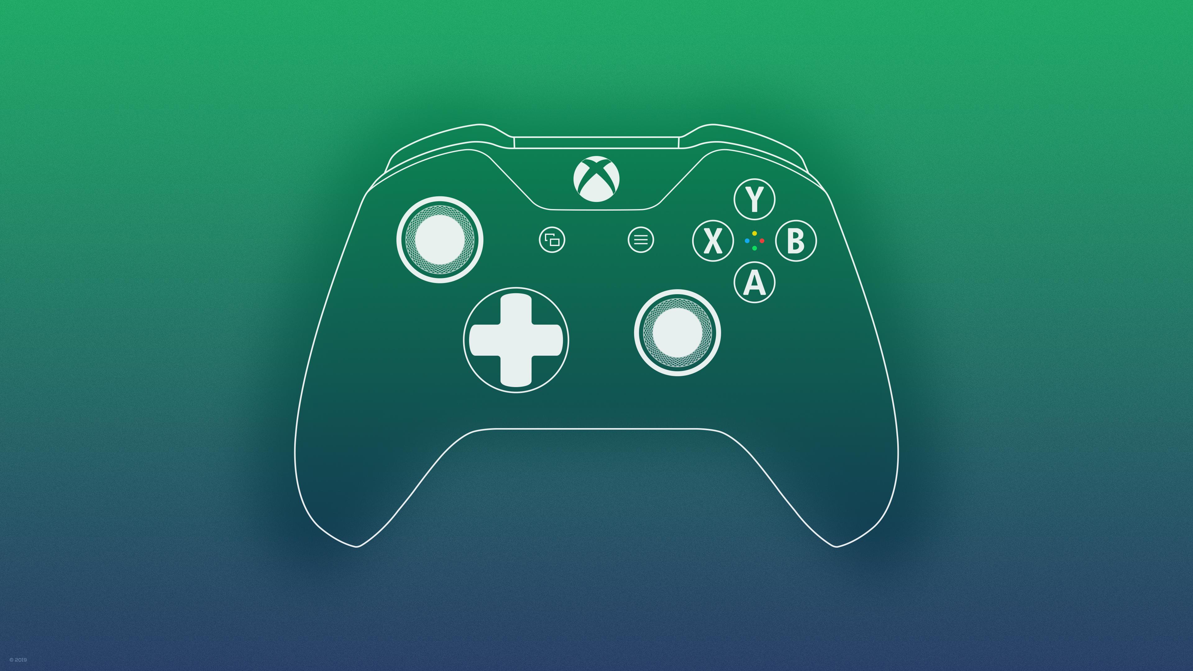 Xbox Controller Wallpaper 2 0 By Ljdesigner On Deviantart