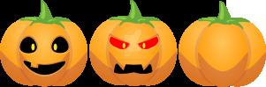 Pumpkins! by ladyalikolecir