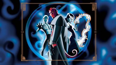 Hellboy: BPRD heroes
