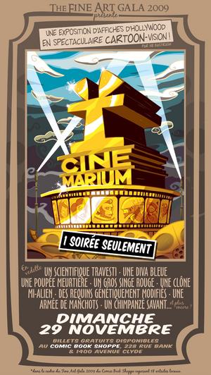 Cinemarium Vol. 1