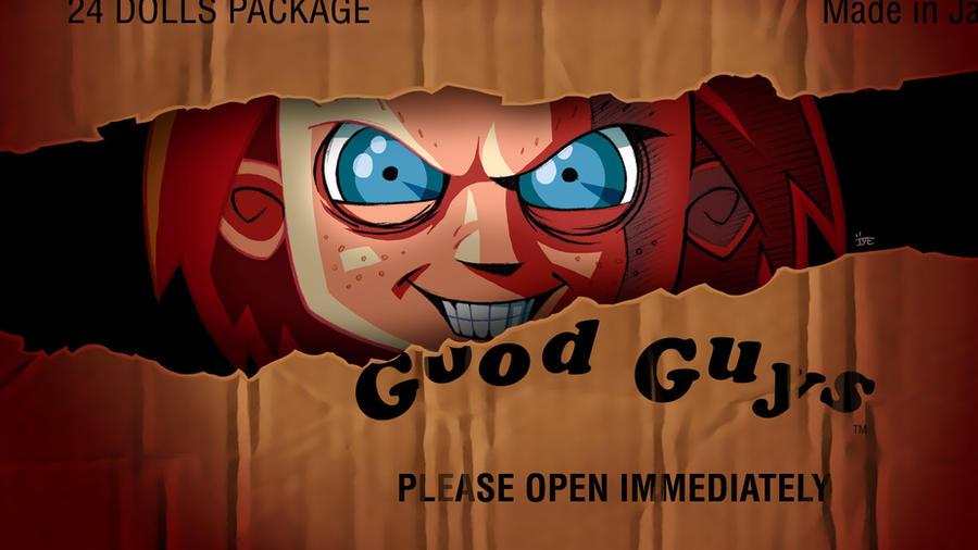 chucky the good guy by inkjava on deviantart