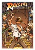 Raiders of the Lost Ark [cinemarium] by ivewhiz