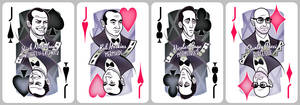 Cher Playing Cards [jacks]