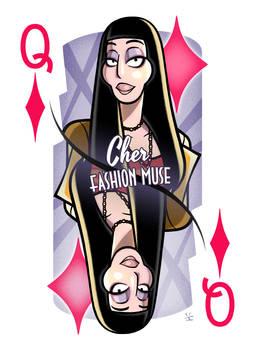 Cher [Queen of Diamonds]