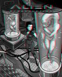 Super Alien Resurrection 3D!