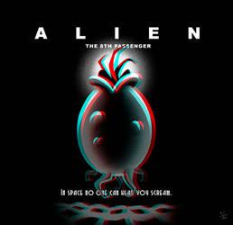 Alien Deco: The 8th Passenger 3D