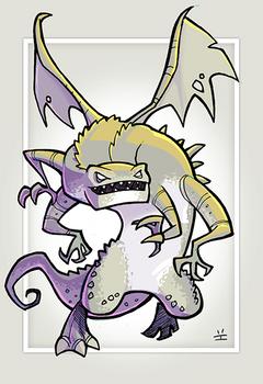 Vicious Dragon
