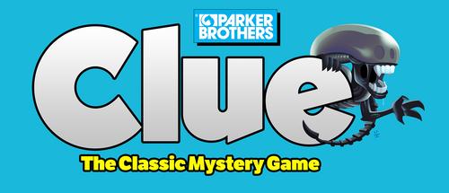 ALIEN Clue (Logo)