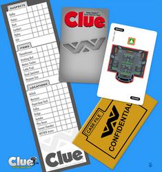 ALIEN Clue (Extras)