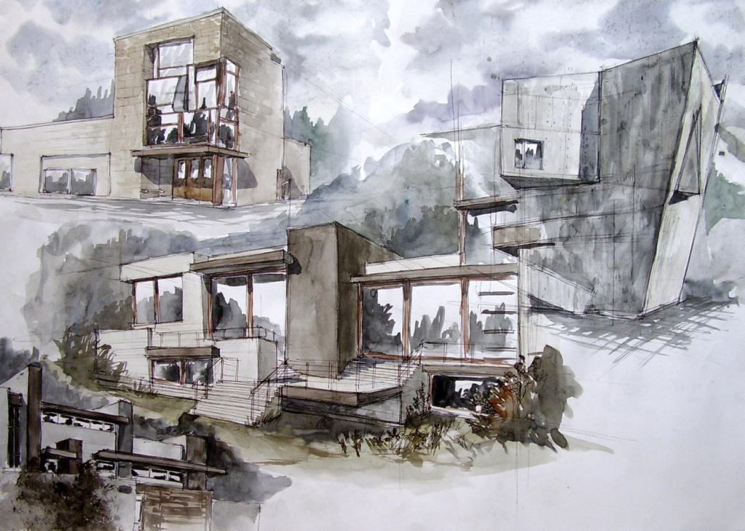 1000 images about sketches on pinterest for Alto design architects
