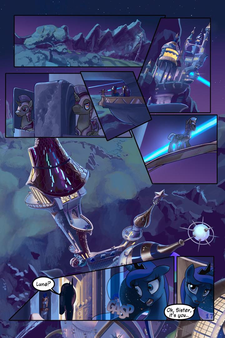 Prologue: My World - Page 17 by TSWT