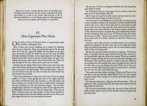 Aux. iii - 'How Equestria Was Made pg. 1-2'