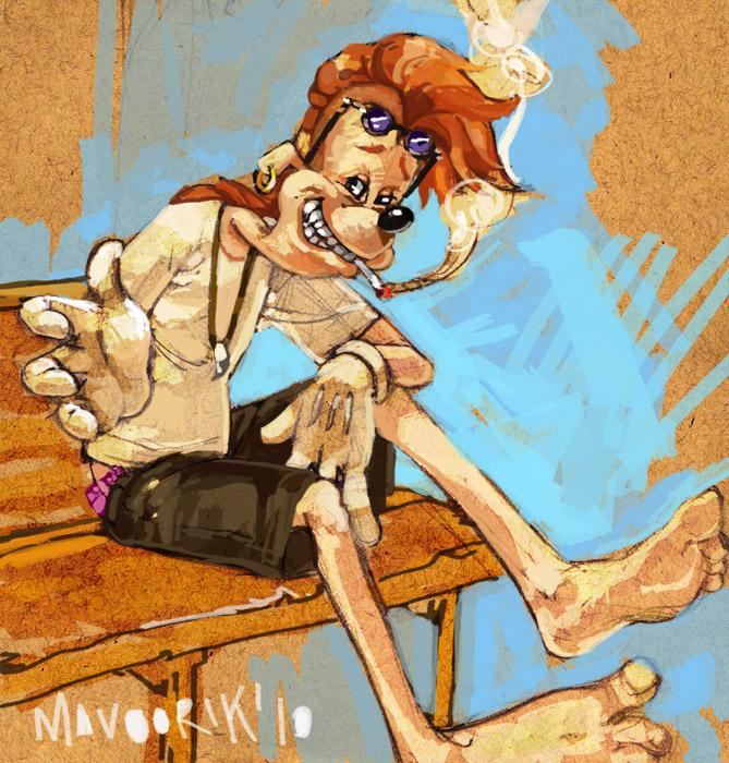 A Goofy Movie: Bobby Z. by mavoorik