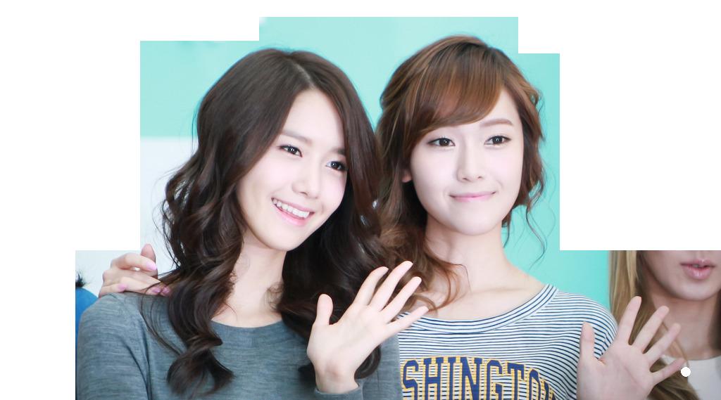 Im Yoona and jessica