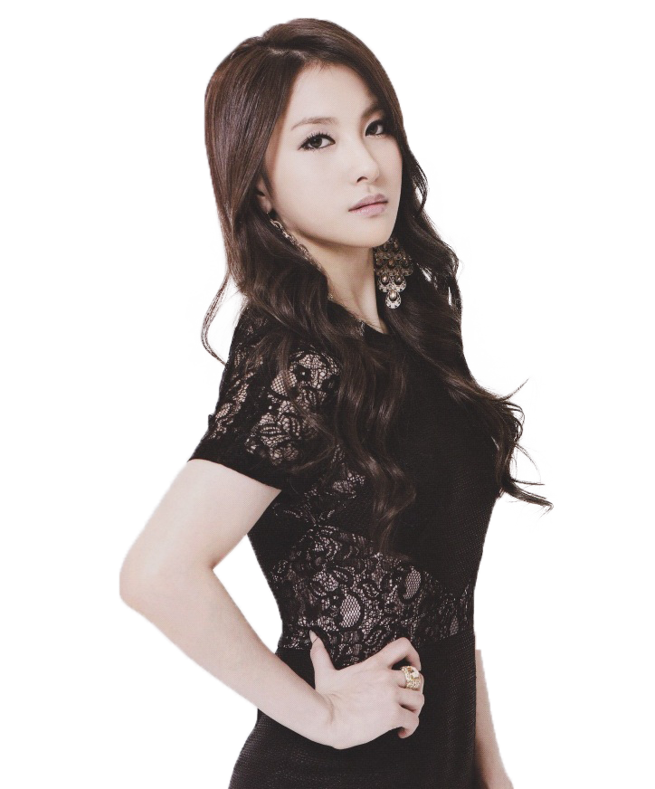 Gyuri (Kara) PNG Render by MiHVVN on DeviantArt