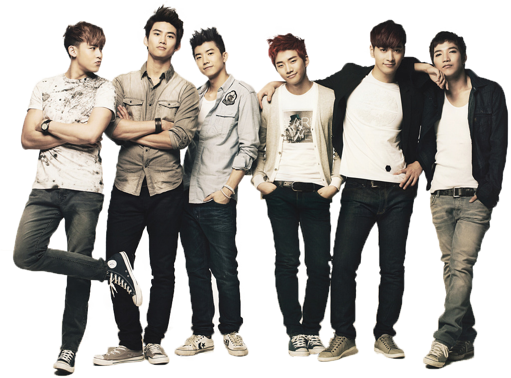 2PM PNG Render by MiHVVN on DeviantArt