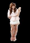 Eunji (Apink) PNG Render