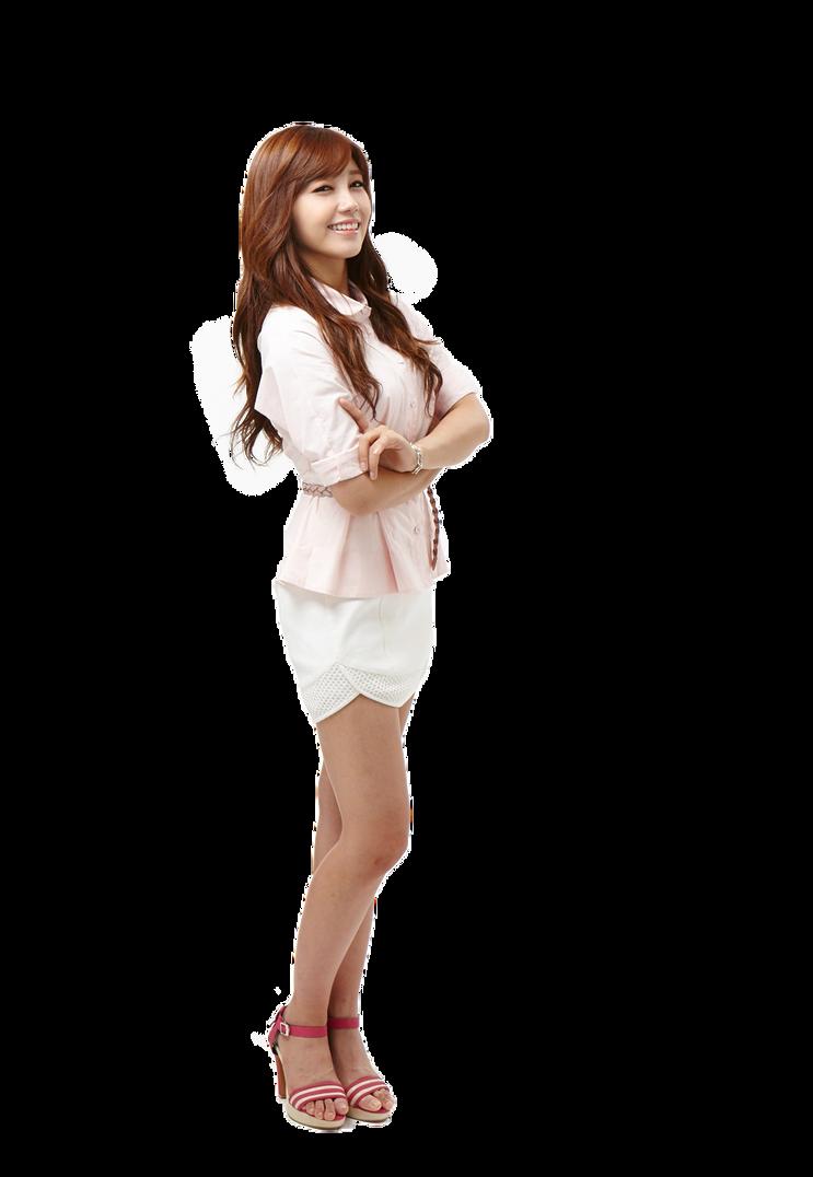 Eunji (Apink) PNG Render by MiHVVN - 240.0KB