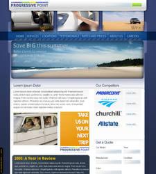 Progressive Point Insurance by plaxx