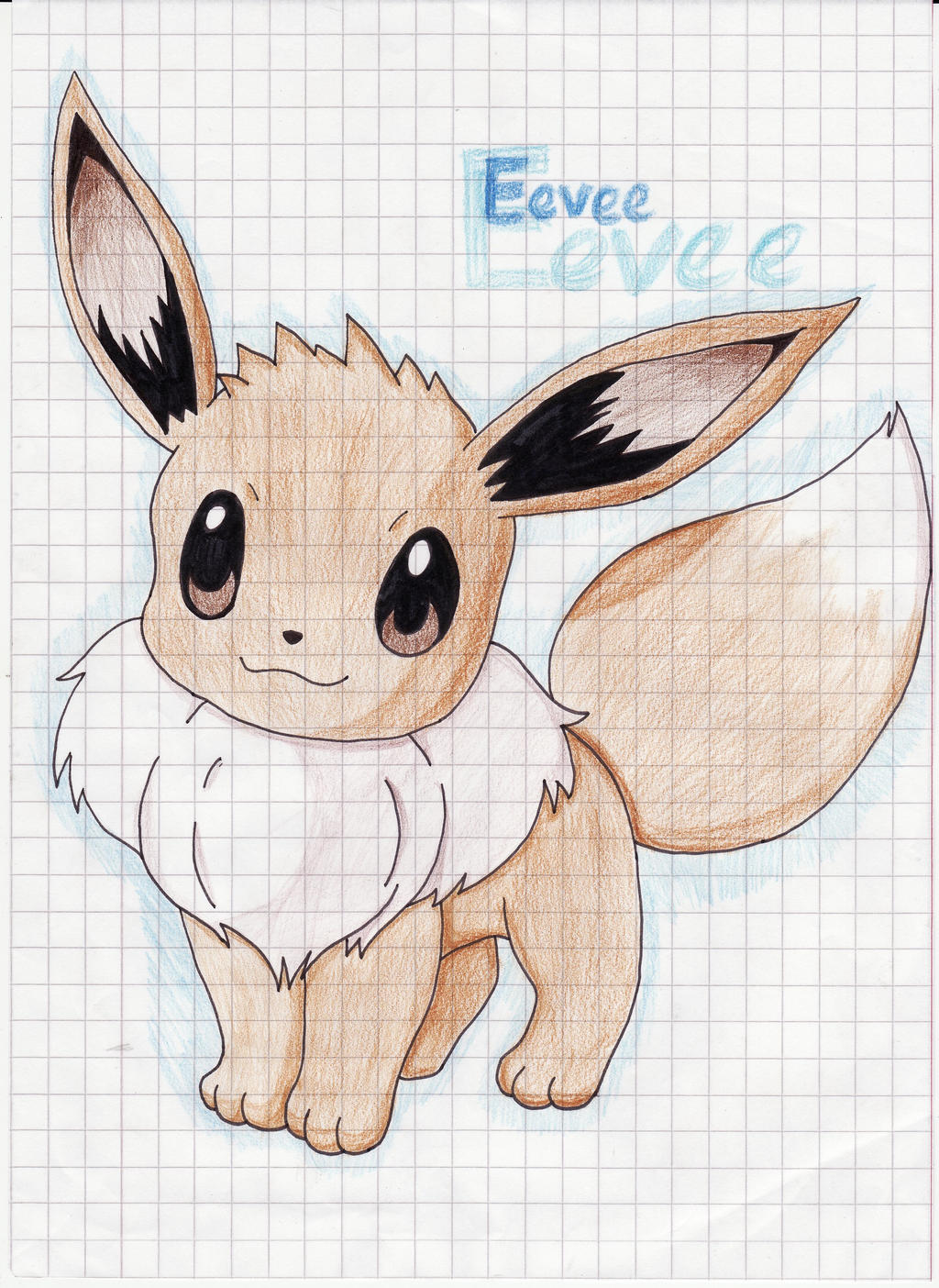 how to draw eevee videos