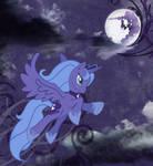 Lonely Luna