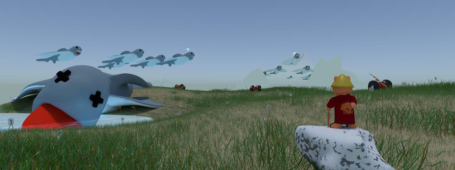 Sky Fishing by cglucid