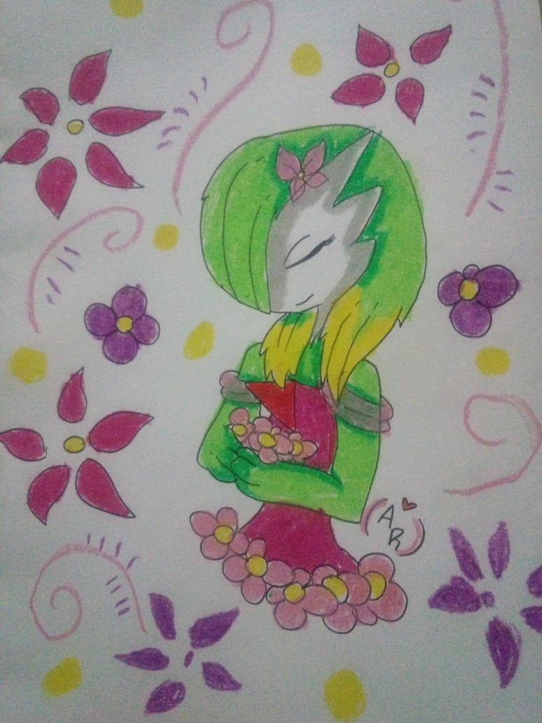 Blossom by Analisathegardevoir