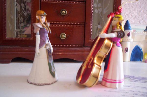 Princess Zelda's Bass Lesson by Super-Smash-Bros-64