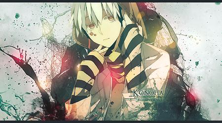 Konoha Splatter by miobukii