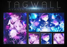 Tagwall #4 by miobukii