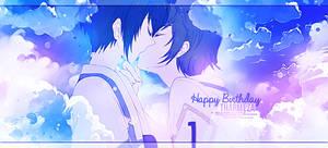 Shinsekai Yori ::HAPPY BIRTHDAY DECIDIUOUSS::