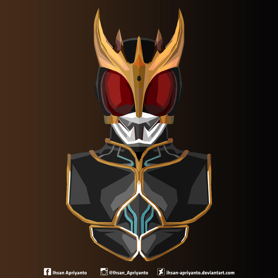 Kamen Rider Kuuga Ultimate Form by Ihsan-Apriyanto on DeviantArt
