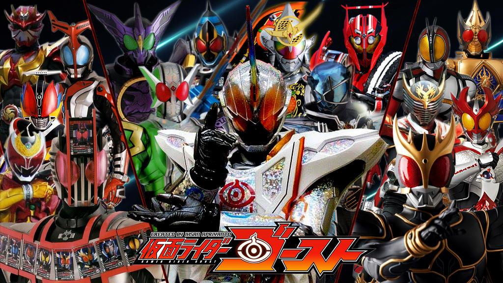 17th Heisei Rider Final Form by Ihsan-Apriyanto on DeviantArt