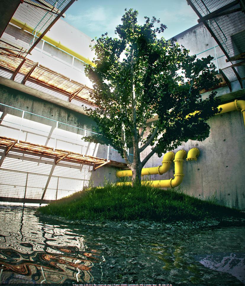 reservoir WIP II by Mind-Rust
