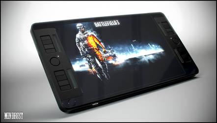 windows tablet concept