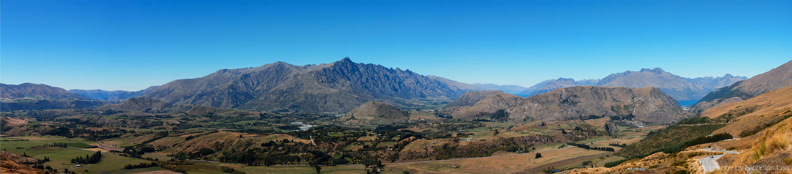 Remarkables Panorama