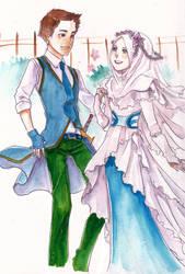 Baju Sekolah into fantasy realm by Lavendra