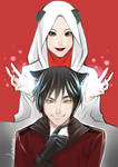 White witch and the Wolf
