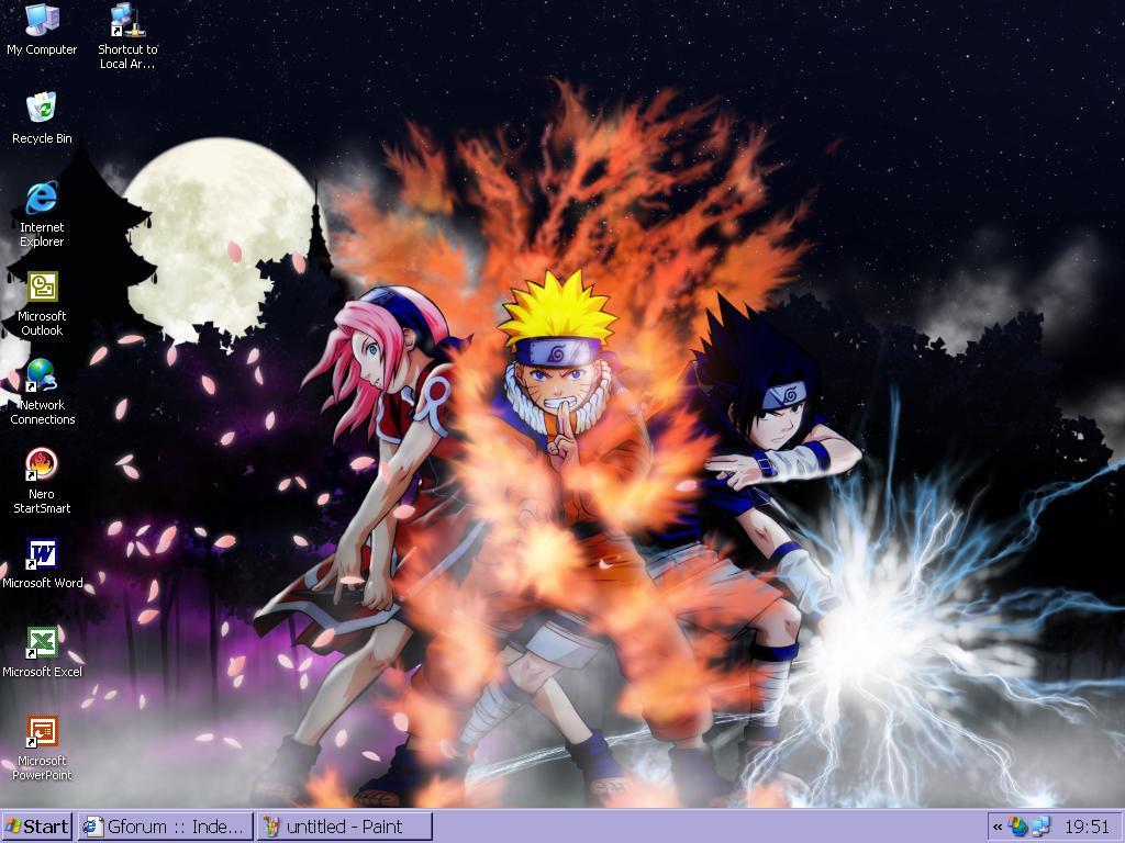 Fantastic Wallpaper Naruto Team 7 - __naruto_team_7__by_lavendra  Snapshot.jpg