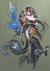 Devil sword by antilous