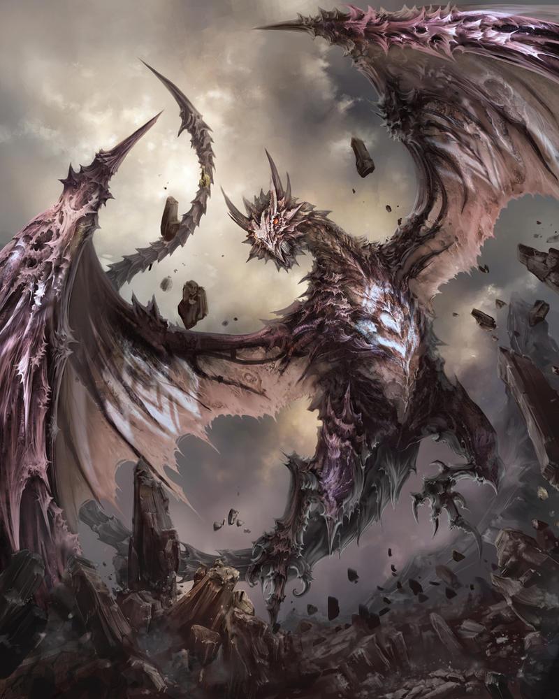Water Dragon(Basic version) by antilous on DeviantArt