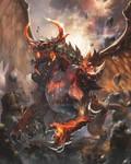 Tyrant dragon(Basic version)