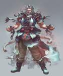Ren Woxing