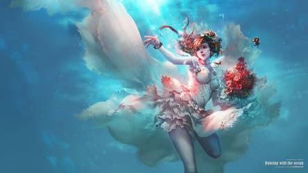 Dancing with the ocean