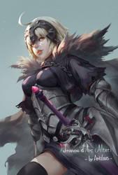 Jeanne d'Arc(Alter)