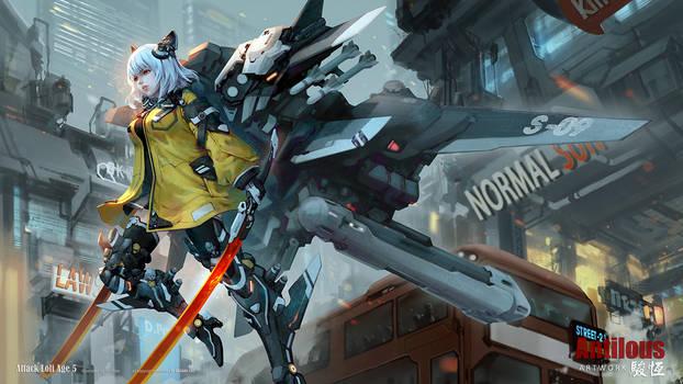 Attack Loli Age 5.0