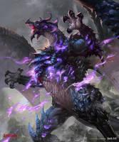 Dragon_Dark Evil