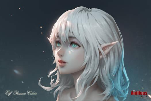 Elf Princess Celine
